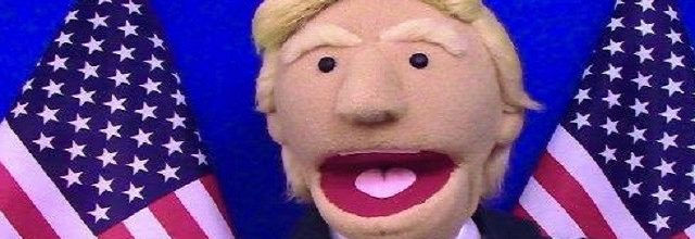 Trump:  Unhinged puppet of a monster?