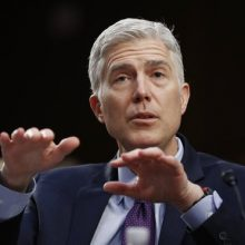 Gorsuch cruising through hearings