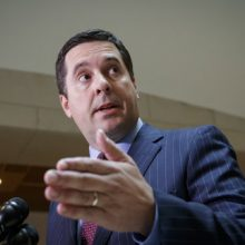 Nunes apologies for 'briefing' Trump