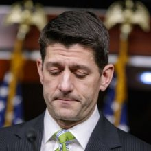 Another failure for Paul Ryan