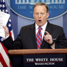 More lies from Sean Spicer