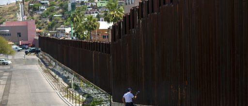 Uneasy quiet in border towns