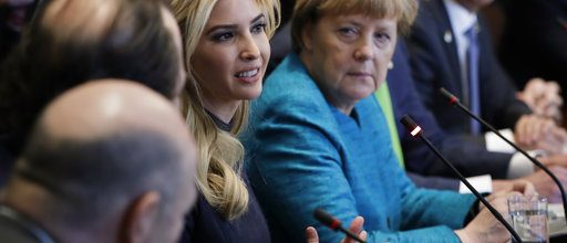 Ivanka cashes in on business, politics