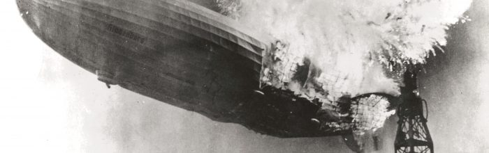 Remembering the Hindenburg