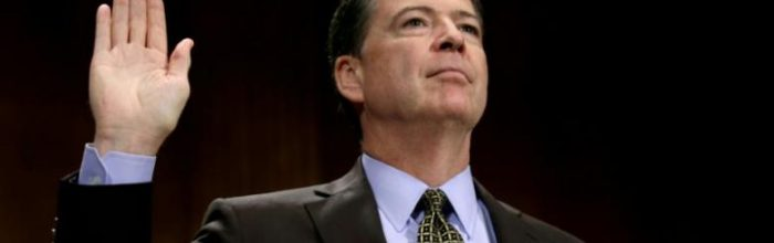 Trump fires FBI Director Comey
