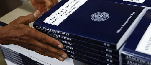 GOP saying 'nada' to Trump budget