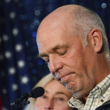 Violent candidate wins in Montana