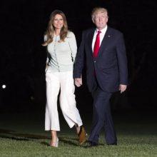 Trump's back: So are his tweets