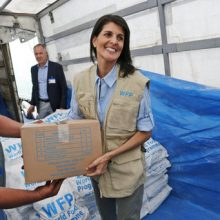 Haley: Another side of Trump?