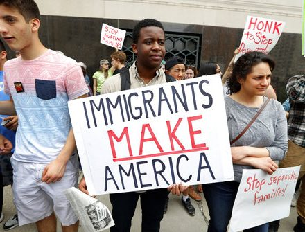 Young GOP more liberal on immigrants