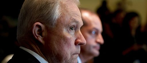 Time for Sessions to face questions