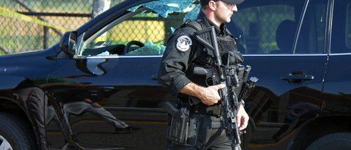 Gunman shoots Congressman, others