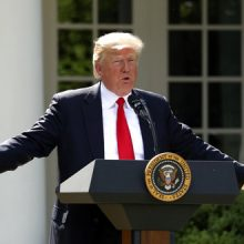 Americans disagree with Trump on Paris accord