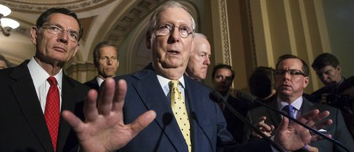 Secret Senate health bill reshapes Obamacare