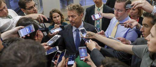 Senate health plan short on votes