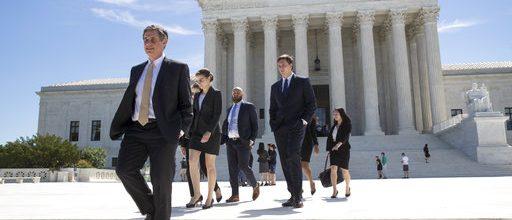 Supremes give Trump limited travel ban