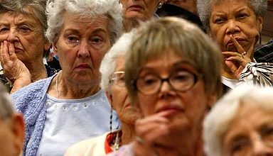 Senate says 'nada' to money for seniors
