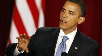 Obama looks to tone down 'terrorist' rhetoric