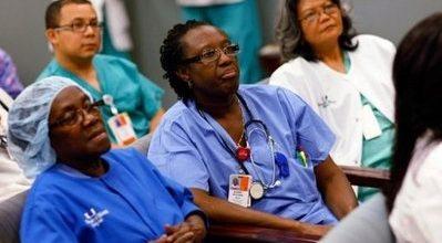 Americans lose confidence in health care
