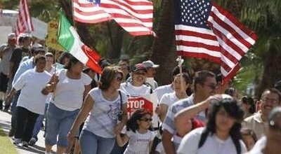 Arizona governor says 'nada' to delaying immigration law