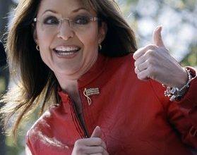 Palin's Facebook fans turn fickle