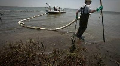 Angry Obama on oil spill: 'Plug the damn hole'