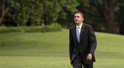 Obama under fire for tepid oil spill response