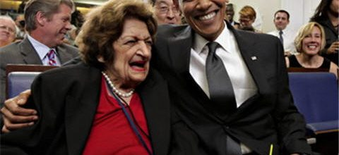 Helen Thomas in firestorm for remarks about Israel