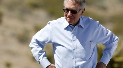 'None of the above' gaining ground on Harry Reid