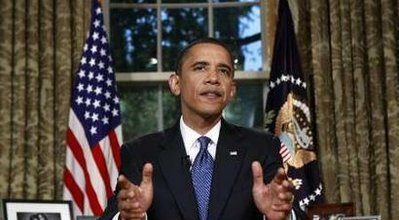 Obama talks tough but can he deliver?