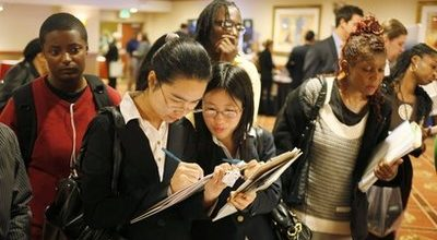 Mixed bag in jobs report