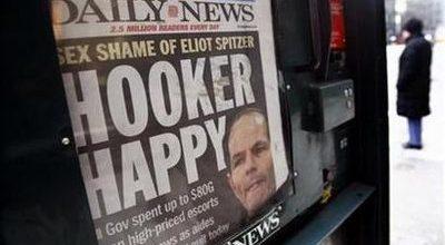 Scandal never dies in New York