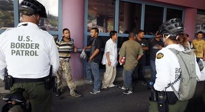 Illegal immigration declines