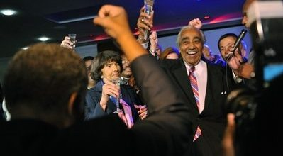 Ethics-challenged Rangel survives primary challenge