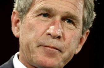 No place for Bush in midterm elections