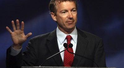 Rand Paul: Scrap income tax, use sales tax