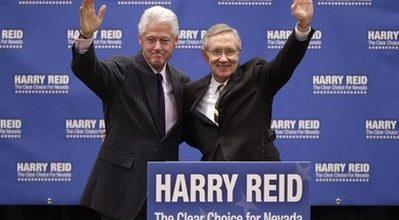Democrats scramble to save Harry Reid