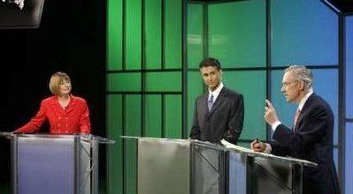 Nevada Senate debate: Many disagreements, no common ground