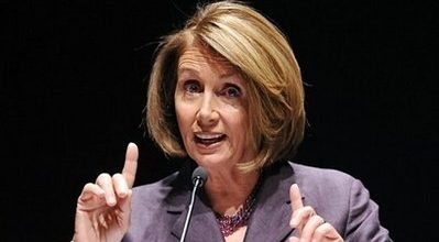 Republicans brand Pelosi as 'witch' and 'puppy killer'