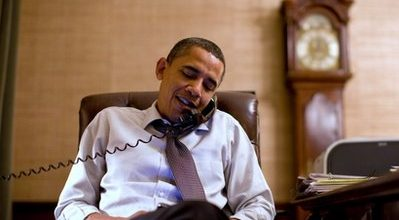 In Washington, it will be Obama vs. Boehner