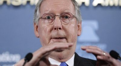 McConnell says banning pork ain't that easy