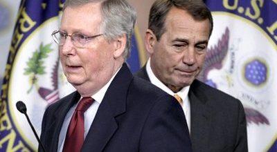 Lame ducks return to Washington