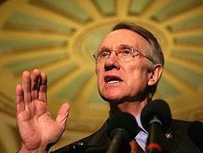 Reid, McDonnell keep Senate leadership posts