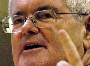 Gingrich: I ain't debatin' if Matthews or Olbermann is moderatin'