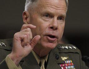 Marines most hostile towards gay troops
