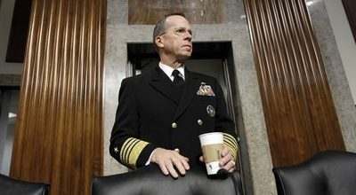 Top military leaders still opposed to open gay service