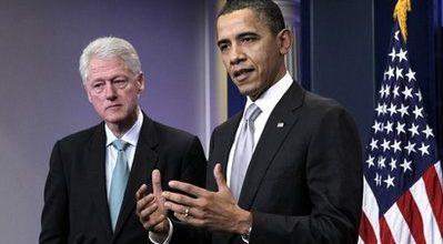 Can Bill Clinton save Obama's Presidency?