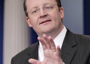 Gibbs out as White House spokesman