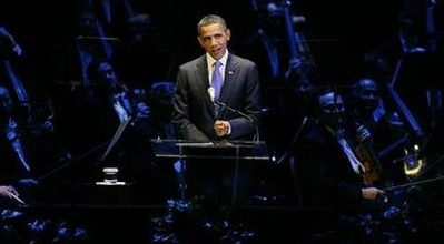 Is Obama up to a new state of the union?