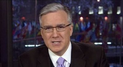 Keith Olbermann to MSNBC: 'No good night and no good luck'